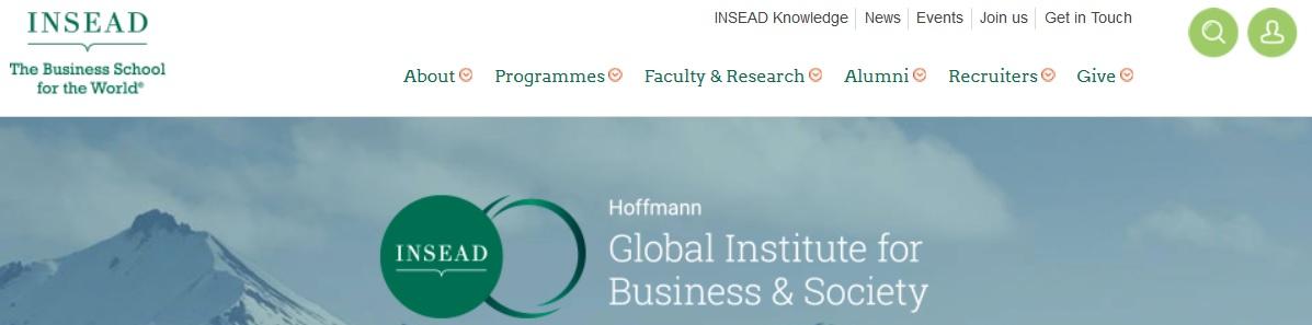 INSEAD Deepak & Sunita Gupta Endowed Scholarship 2020 – www